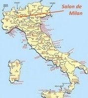 Salon de Milan 2008 en direct: Voyage en Italie... et bagagerie Givi