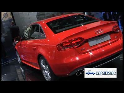Francfort 2007 : Audi A4