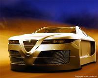Alfa Romeo Spix Concept : la Brera du 25ème ?