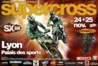 Agenda : Supercross de Lyon
