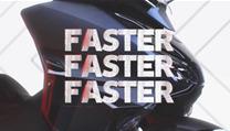 Le scooter Honda Forza 750 plus rapide que Twitter
