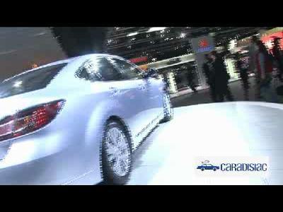 Francfort 2007 : Mazda 6