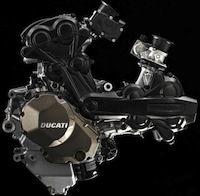 Le Testastretta DVT (Desmodromic Variable Timing) selon Ducati