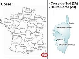 Où les radars flashent-ils le plus en Corse ?