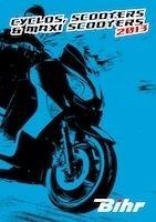 Bihr: le catalogue scooter 2013 est arrivé