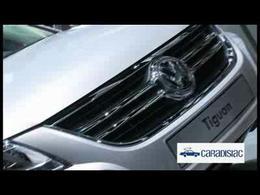Francfort 2007 : Volkswagen Tiguan