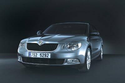 Nouvelle Škoda Superb 2 à Genève: la fin d'une époque