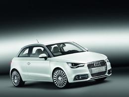 L'Audi A1 e-tron au coeur de tests à Munich