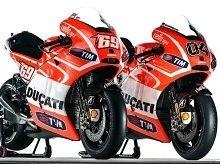 Moto GP - Ducati: Bienvenue à la GP13 !