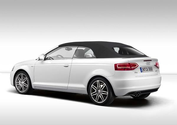 Audi A3 cabriolet: encore des photos et toutes les infos