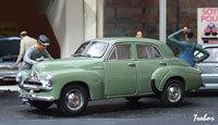 Miniature : 1/43ème - HOLDEN FJ Sedan