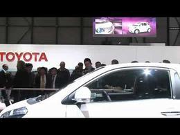 Genève 2008 : Toyota IQ
