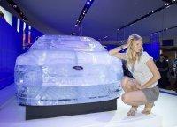Une Ford Focus CC en glace !!!