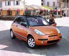 La Citroën C3 Pluriel élue cabriolet de l'année
