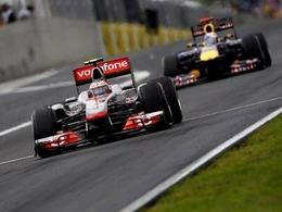 Button : « Mettre la pression sur Red Bull »