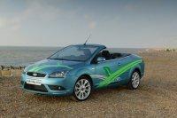 Ford Focus Coupé-Cabriolet bio-éthanol Concept