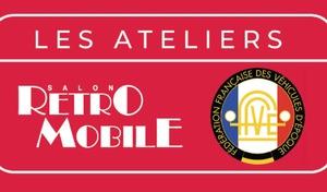 Rétromobile 2020 : les conseils de la Fédération française des véhicules d'époque