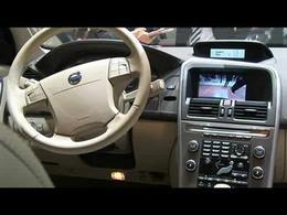 Genève 2008 : Volvo XC60