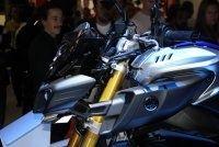 En direct d'Intermot 2016 : Yamaha MT-10 SP