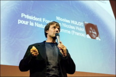 Nicolas Hulot au Forum Global City : l'écologie au rendez-vous