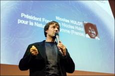 Nicolas Hulot au Forum Global City : l'écologie au rendez-vous