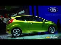Genève 2008 : Ford Fiesta