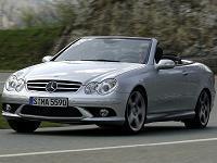 Nouvelles Mercedes CLK 500 coupé et cabriolet