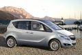 Future Opel Meriva II : portières à ouverture antagoniste ?