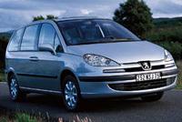 De nouvelles motorisations pour le Peugeot 807