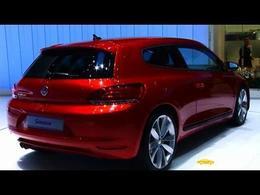 Genève 2008 : Volkswagen Scirocco
