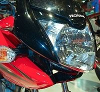 Salon de Milan 2008 en direct : Honda CBF 125