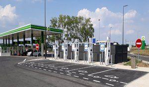Les stations de recharge ultra rapide Ionity arrivent en France