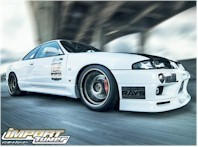 Nissan Skyline R33 Full Power...