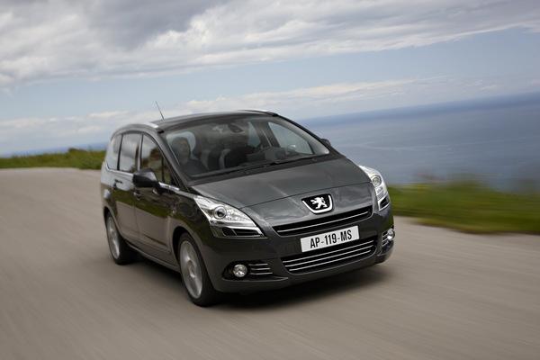 Nouveau Peugeot 5008 : bouche cousue (50 photos HD)