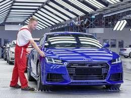 Audi prépare un investissement de 104 millions d'euros en Hongrie