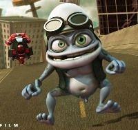 Vidéo moto : Crazy frog