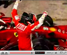 Vidéo Formule 1 : la saison 2007 en 8 mn. Du bonheur !