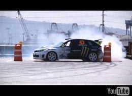 [Vidéo] : Ken Block Gymkhana 2 Project, Hollywood drift