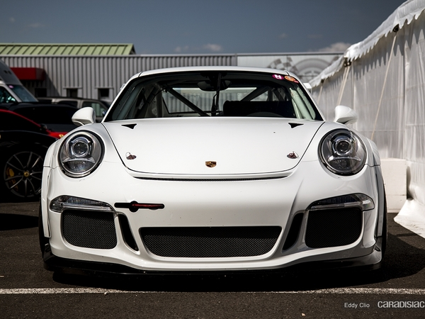Photos du jour : Porsche 911 991 GT3 CUP (Sport & Collection)