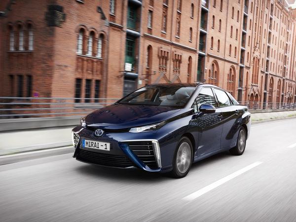 Toyota Mirai : bientôt disponible en leasing en Europe