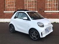 Smart Fortwo EQ: premier contact en live + impressions de conduite