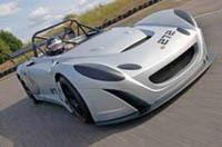 Un hiver au chaud avec la Lotus Circuit Car