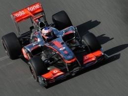 McLaren débute bien à Monza