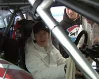 Räikkönen termine son premier rallye asphalte par un accident.