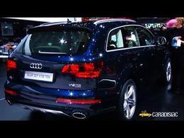 Genève 2008 : Audi Q7 V12 TDI