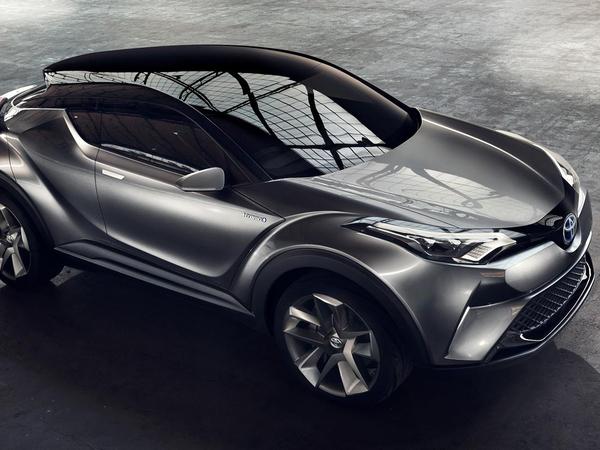 Toyota confirme le C-HR de série pour le salon de Genève