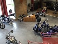 La concession Harley-Davidson V Attitude (St Maximin) déménage