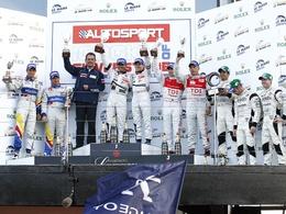 1000 km de Silverstone - Doublé Peugeot! Sarrazin et Oreca champions LMS