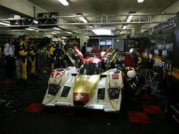 La Lola LMP1 devient hybride