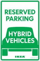 IKEA Canada : les conducteurs de véhicules hybrides privilégiés !